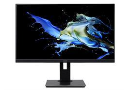 "Acer Monitor B277, 27"", 16.9, 3840 x 2160 (Ultra HD 4K), IPS, Speaker, USB Hub"