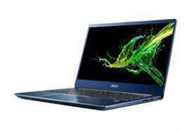 "Acer Swift 3, 14"", i7, 12GB, 256GB + 1TB HDD, Win 10 Home, Blaues Gehäuse"