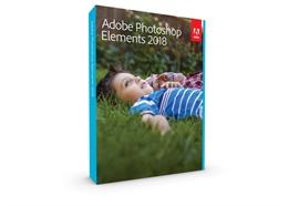 Adobe Photoshop Elements 2018 - Upgrade