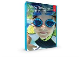 Adobe Photoshop Elements 2019 Box, Vollversion, DE