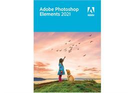 Adobe Photoshop Elements 2021 Vollprodukt, Box, Deutsch