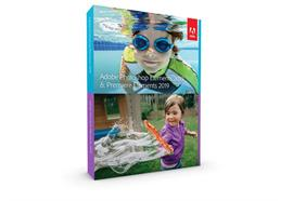 Adobe Photoshop/Premiere Elements 2019 Box, Vollversion, DE