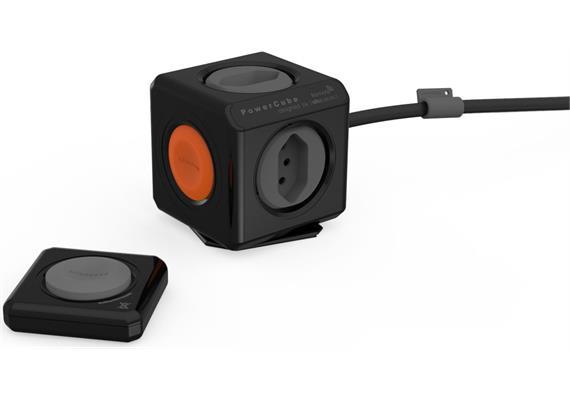 Allocacoc PowerCube Remote - schwarz