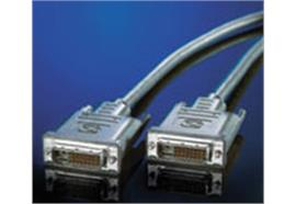 BLANK Monitorkabel DVI ST-ST dual link 2m