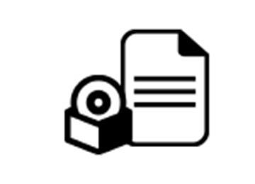 Boxprodukte und Papierlizenzen