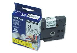 Brother PTOUCH TZe-221