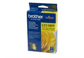 Brother Tinte LC-1100Y - gelb, 325 Seiten