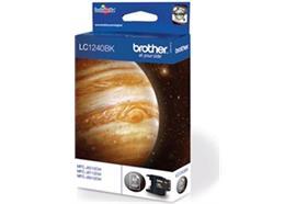 Brother Tinte LC-1240BK - schwarz, 600 Seiten