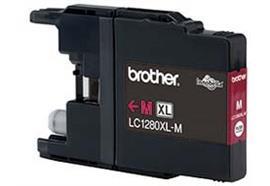 Brother Tinte LC-1280M - magenta, 1'200 Seiten