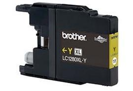 Brother Tinte LC-1280Y - gelb 1'200 Seiten