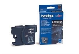 Brother Tinte LC1100BK - schwarz, 450 Seiten