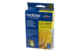 Brother Tinte LC1100Y - gelb, 325 Seiten