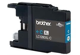 BROTHER Tintenpatrone HY cyan LC-1280C MFC-J6510DW 1200 Seiten
