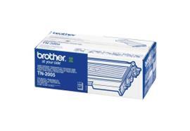 BROTHER Toner schwarz TN-2005 HL-2035 1500 Seiten