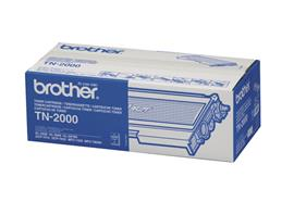 Brother Toner TN-2000 - schwarz, 2'500 Seiten