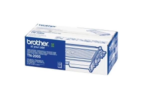 Brother Toner TN-2005 - schwarz, 1'500 Seiten