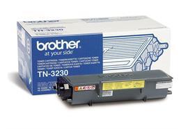 Brother Toner TN-3230 - schwarz, 3'000 Seiten