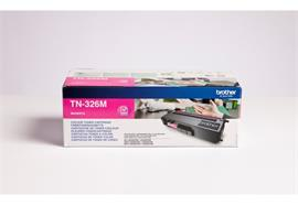Brother Toner TN-325M - HY magenta, 3'500 Seiten