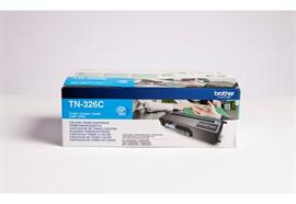 Brother Toner TN-326C - HY cyan, 3'500 Seiten