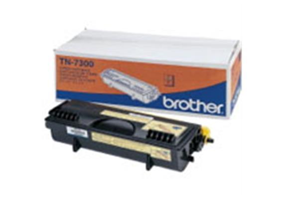 Brother Toner TN-7300 - schwarz, 3'000 Seiten
