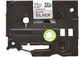 Brother TZe-M931, Beschriftungsband, schwarz auf silber, 12mm/8m