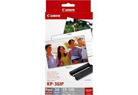 Canon Farbtinte/Papierset 10x15cm KP36IP CP 100 36 Blatt