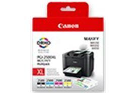Canon Multipack Tinte XL BKCMY PGI-2500 MAXIFY MB5050/MB5350 19,3ml