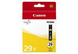 Canon PGI-29Y, 36 ml, gelb, ca. 1'280 Seiten