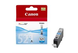 Canon Tinte CLI-521C - cyan, 9 ml