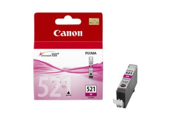 Canon Tinte CLI-521M - magenta, 9 ml
