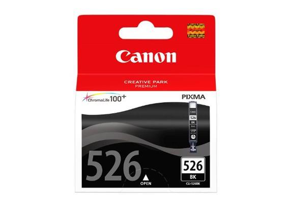 Canon Tinte CLI-526BK - schwarz, 9 ml