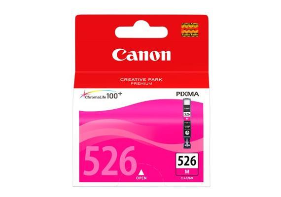 Canon Tinte CLI-526M - magenta, 9 ml