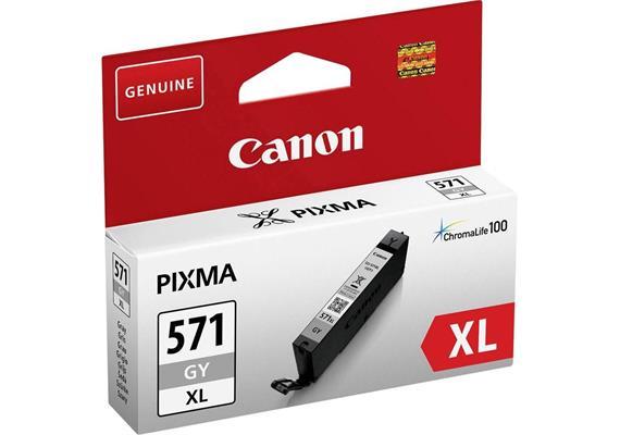 Canon Tinte CLI-571 XL - grau 11 ml