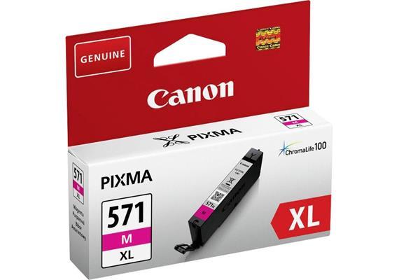 Canon Tinte CLI-571 XL - magenta, 11 ml