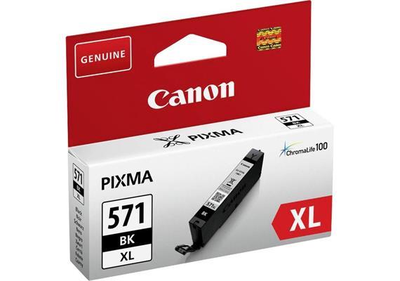 Canon Tinte CLI-571 XL - schwarz, 11 ml