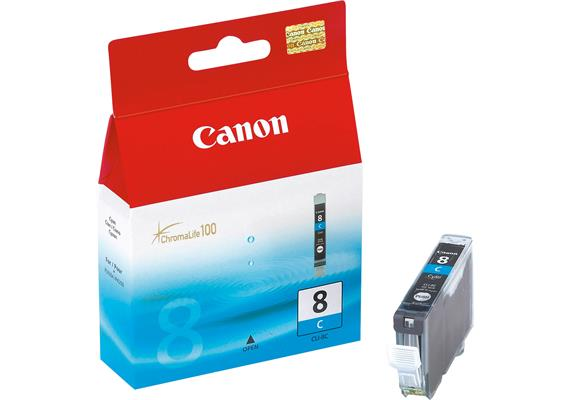 Canon Tinte CLI-8C - cyan, 13 ml