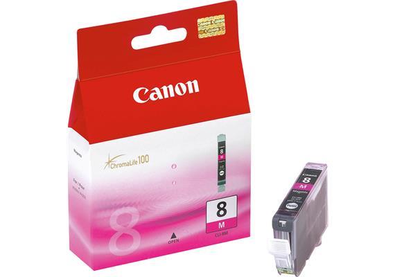 Canon Tinte CLI-8M - magenta, 13 ml