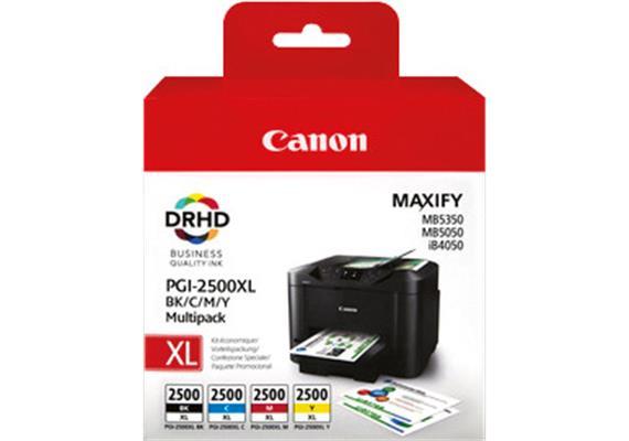 Canon Tinte PGI-2500 XL - Multipack - BKCMY