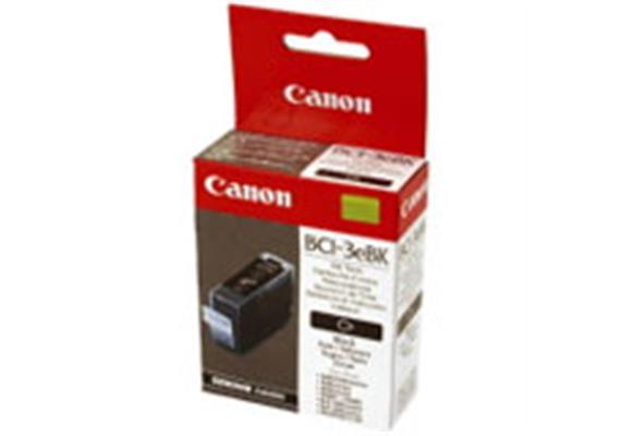 Canon Tintenpatrone BCI-3e BK Black PIXMA iP5000/4000R/4000/3000 MP-780/750, i6500/i865/i8