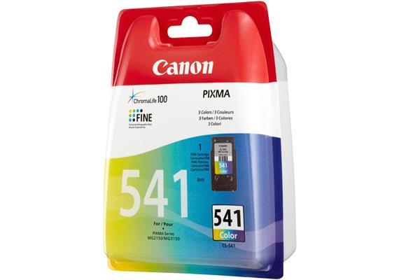 Canon Tintenpatrone color CL-541 PIXMA MG2150 180 Seiten