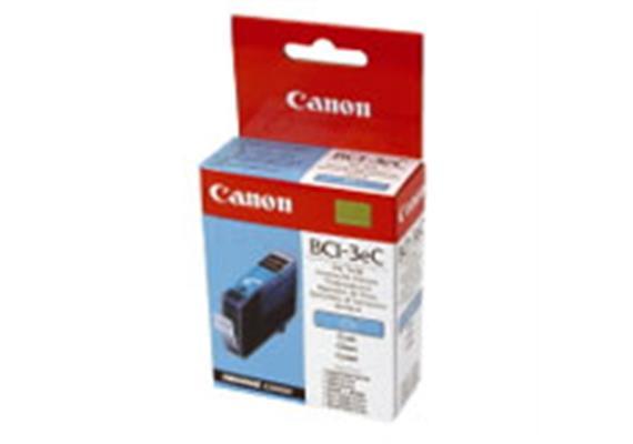 Canon Tintenpatrone, cyan, BCI-3C BJC-3000/6000/6100