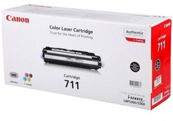 Canon Toner 711 | schwarz | i-SENSYS MF9220, 9280, 8450, 9130, 9170, LBP53** | 6000 Seiten
