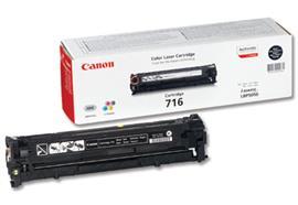 Canon Toner 716 | schwarz | LBP5050 MF8050 | 2300 Seiten