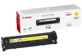Canon Toner 716 | yellow | LBP5050 MF8050 | 1500 Seiten