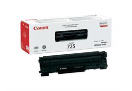 Canon Toner 725 / 3484B002 Black, Druckleistung Seiten: 1600