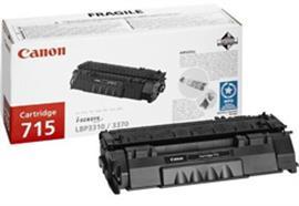 Canon Toner-Modul 715 schwarz 1975B002 LBP 3310/3370 3000 Seiten