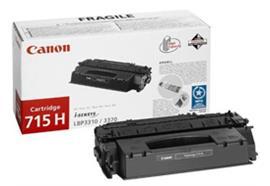 Canon Toner-Modul 715H schwarz 1976B002 LBP 3310/3370 7000 Seiten