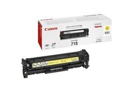 Canon Toner-Modul 718 gelb   2'900 Seiten   zu MF8330C  
