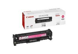 Canon Toner-Modul 718 magenta   2'900 Seiten   zu MF8330C  