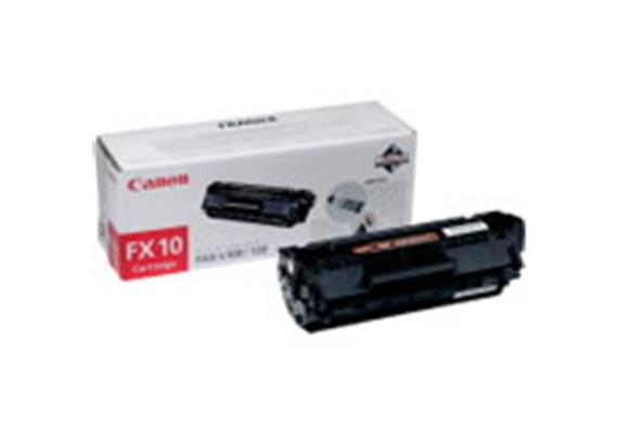Canon Toner-Modul schwarz FX-10 Fax-L100/120 2000 Seiten